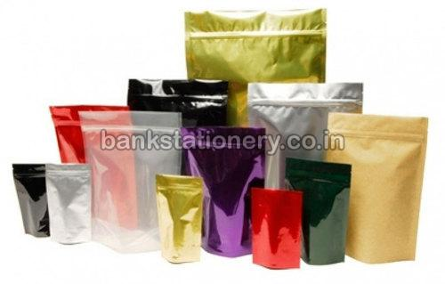 Coloured Shrink Bags