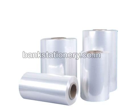 POF Shrink Film Rolls
