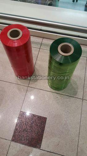 Printed LLDPE Stretch Film Rolls