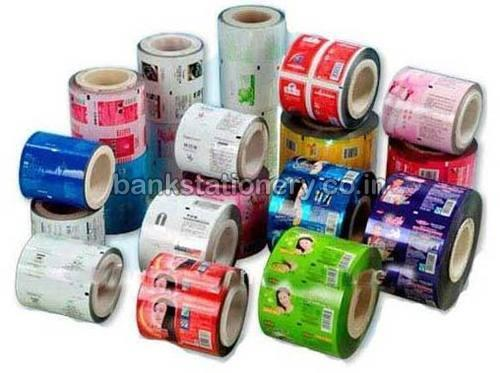 Printed Shrink Film Rolls