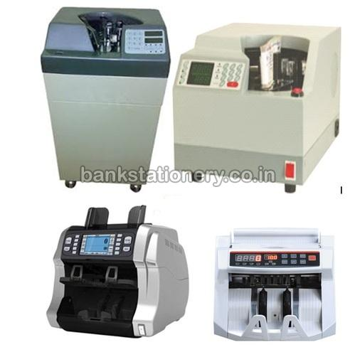 Semi Automatic Note Counting Machine