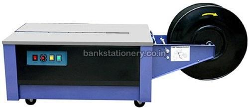 Low Floor Semi Automatic Strapping Machine
