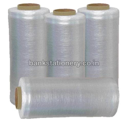 Transparent Stretch Film Rolls