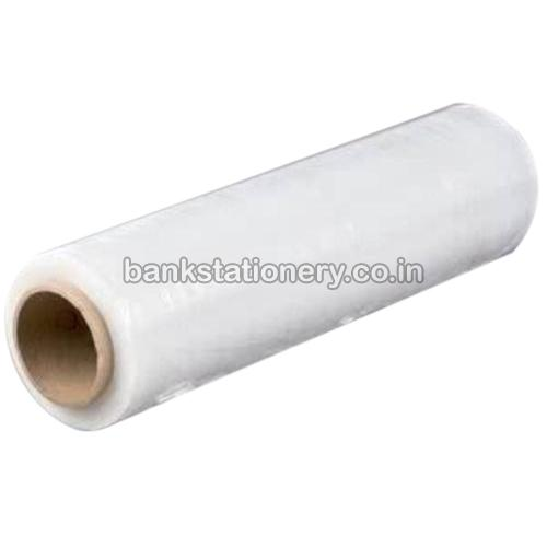 White Stretch Film Rolls