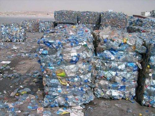 Disposable Pet Bottle Scrap