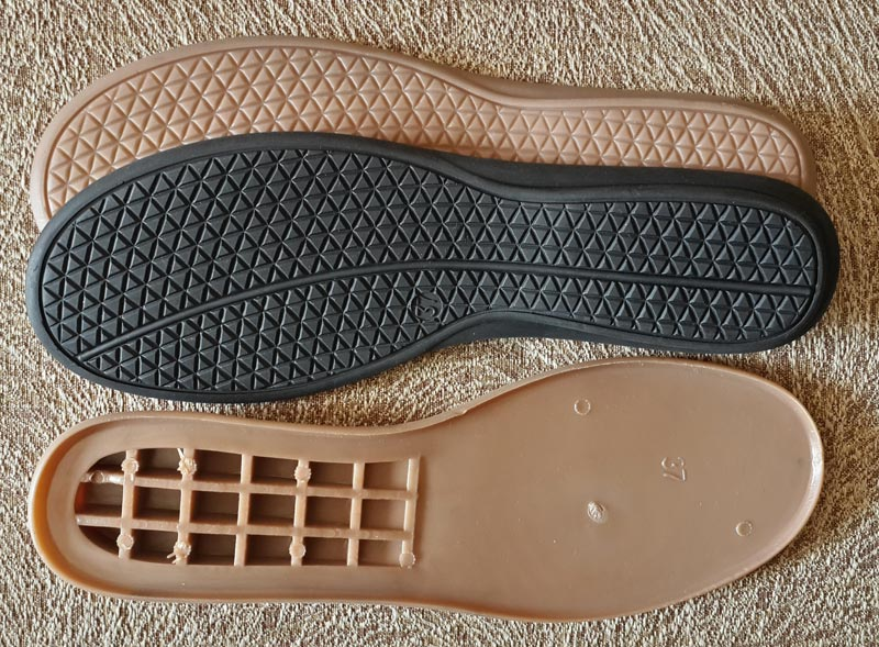 Ladies Flat Belly Shoe Sole