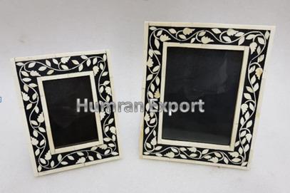 Bone Photo Frame