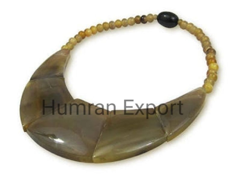 Ox Horn Necklace