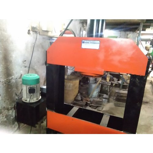 Mild Steel Hydraulic Press