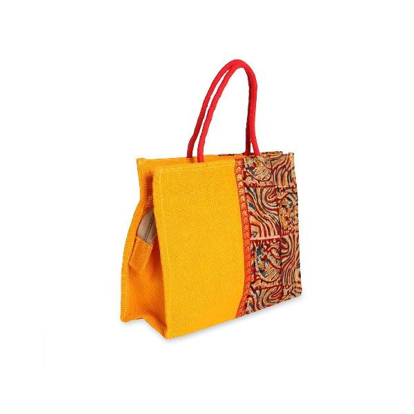 Jute Fancy Bag