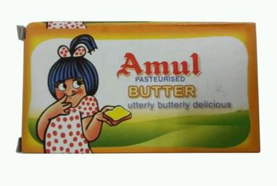 Amul Pasteurised Butter 01