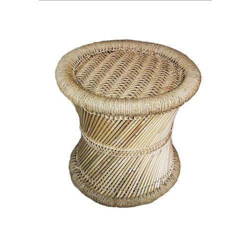 Bamboo Mudda Stool