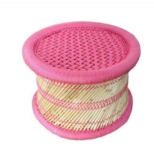 Pink Mudda Stool