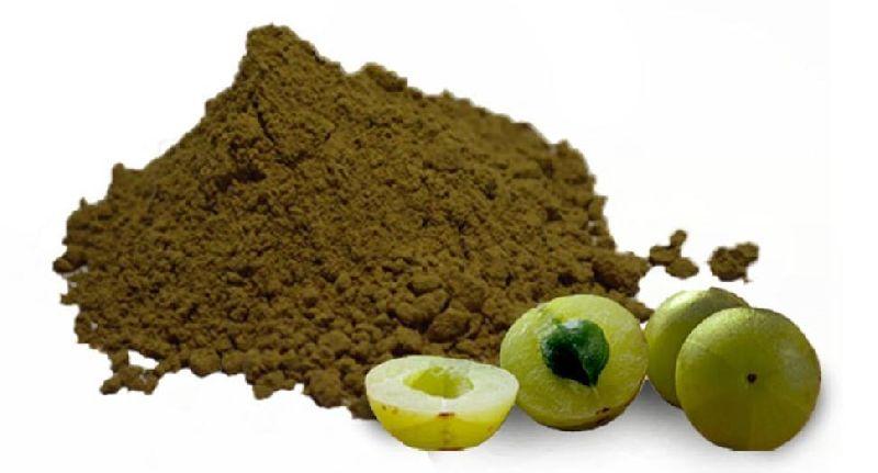 Brown Amla Powder