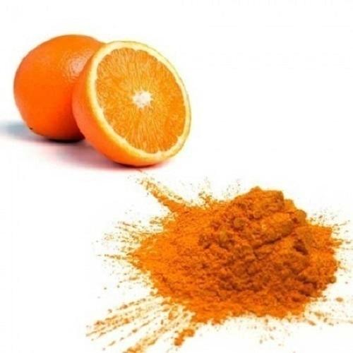 Orange Flavored Powder