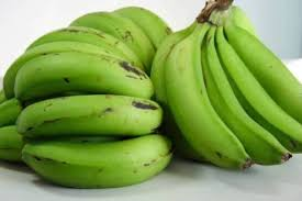 Fresh Raw Banana