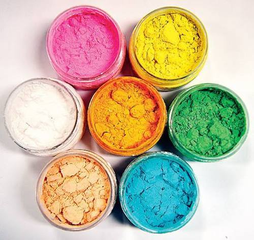 Organic Holi Color
