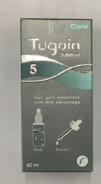 5% Tugain Solution