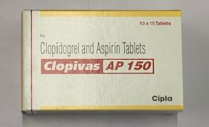 AP 150 Clopidogrel and Aspirin Tablets