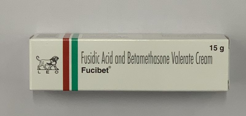 Fusidic Acid and Betamethasone Valerate Cream