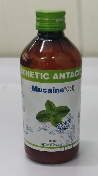 Mucaine Anesthetic Antacid Gel