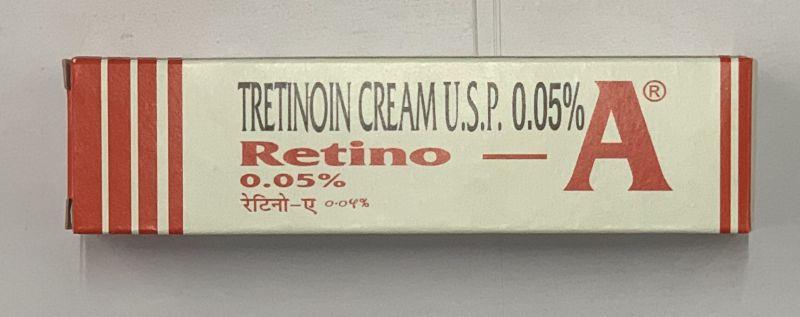 Retino-A 0.05% Tretinoin Cream