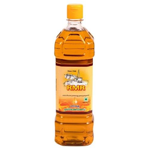 Natural Wood Pressed Sesame Oil