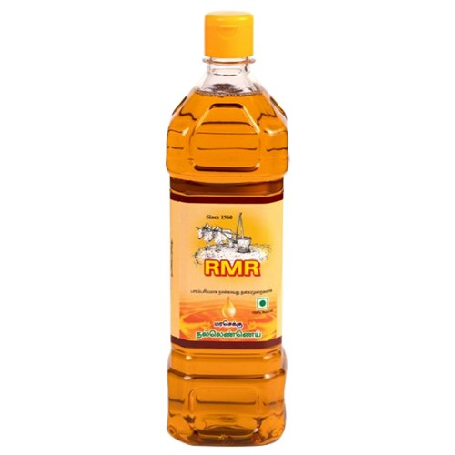Organic Cold Pressed Sesame Oil