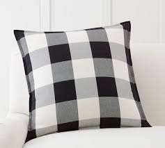Checkered Pillow Covers