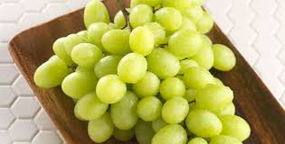 Delicious Green Grapes