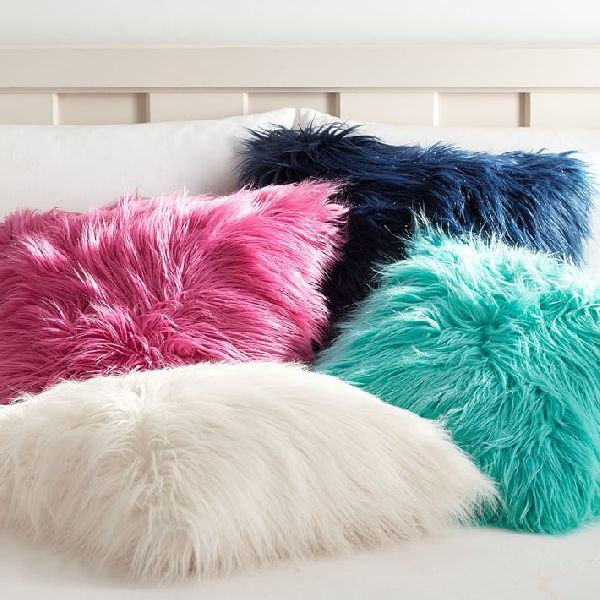 Fur Pillow Covers
