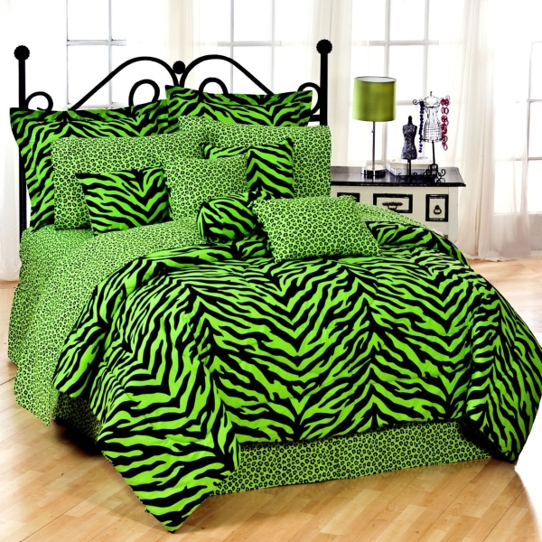 Jacquard Print Bed Sheets