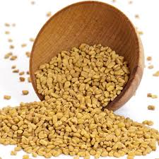 Whole Fenugreek Seeds
