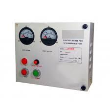 3 Phase Submersible Pump Control Panel (PU 10)