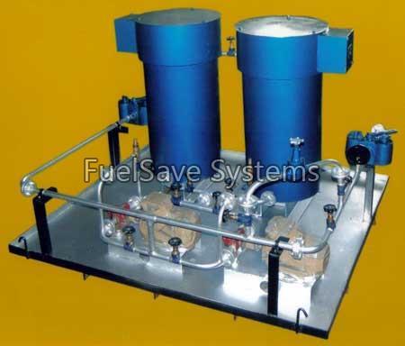 Heating & Pumping Unit