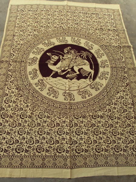 Printed Single Bed Sheet 05