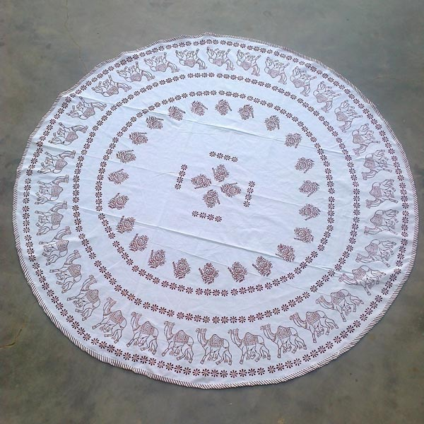 Printed Table Cover 05