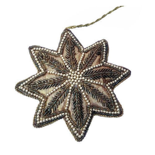 Zari Star Shape Hanging