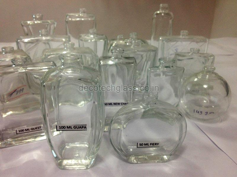Plain Glass Bottles