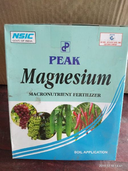 Peak Magnesium