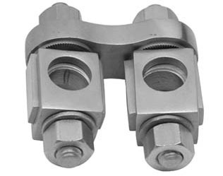 Twin Adjustable Clamp