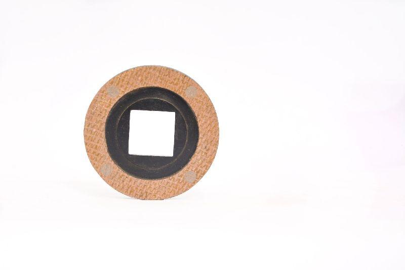 Brake Liner with Metal Disc