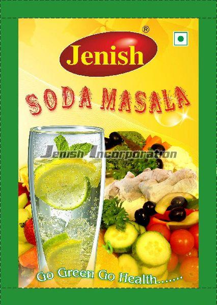 Jenish Soda Masala