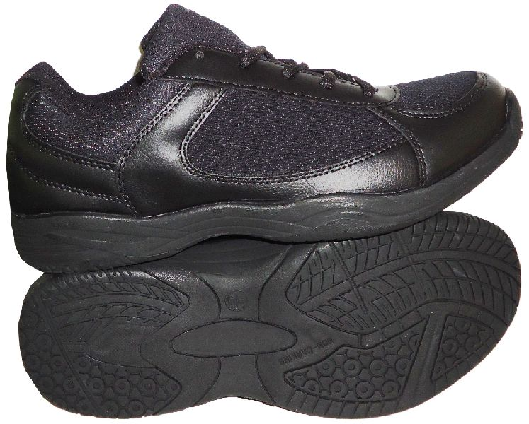 Black School Shoes 01
