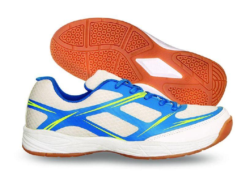 Super Court White Badminton Shoes