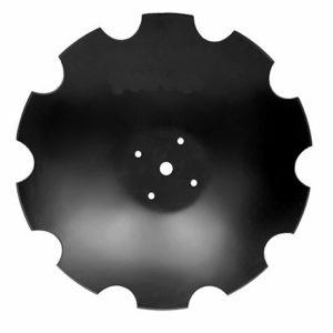 Flat Center Disc Blades