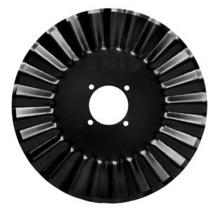 Fluted Coulters Blades