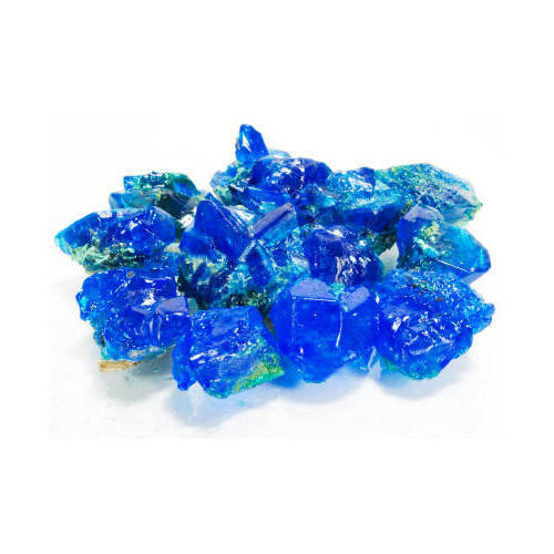 Dried Copper Sulphate Manufacturer Supplier in Namakkal India