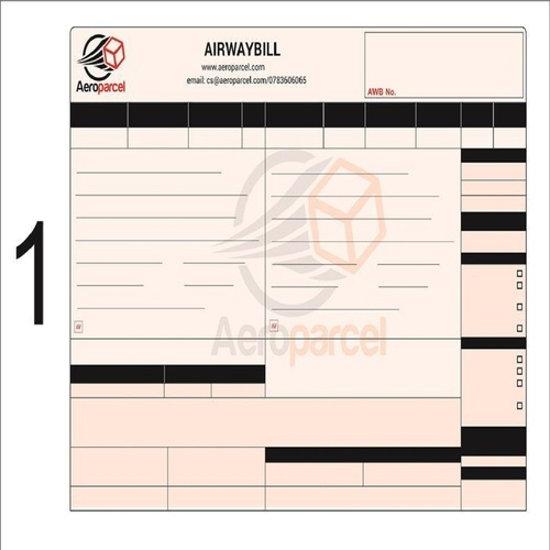 Airway Bill Printing Services