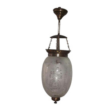 Bell Jar Pendent Lamp